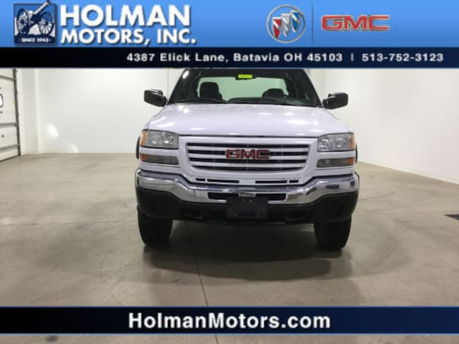 2005 GMC Truck Extended Cab