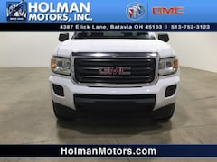 2018 GMC Canyon Work Truck Truck Extended Cab
