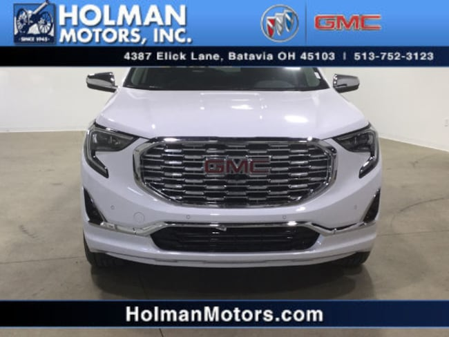 2018 GMC Terrain Denali SUV