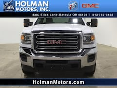 2018 GMC Sierra 3500HD Base Truck Regular Cab