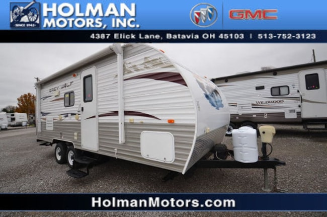 2013 Recreational Vehicle Grey Wolf 18RB
