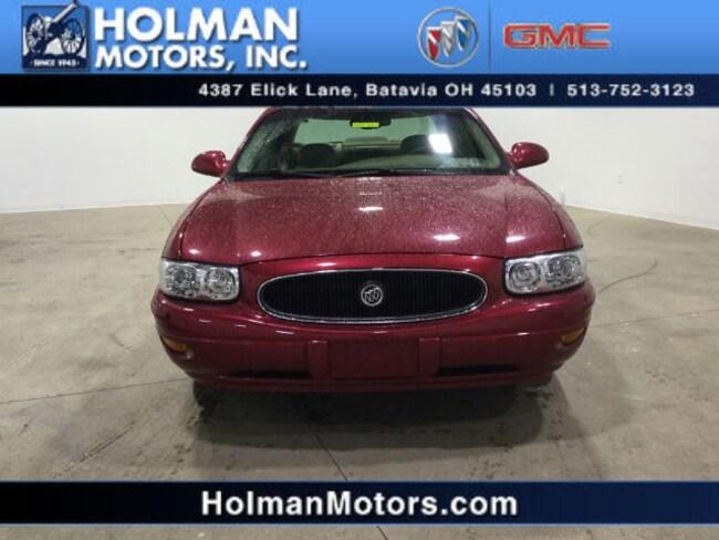 2004 Buick LeSabre Limited Sedan