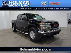 2005 GMC Canyon SLE w/Z71 High Stance Truck Crew Cab