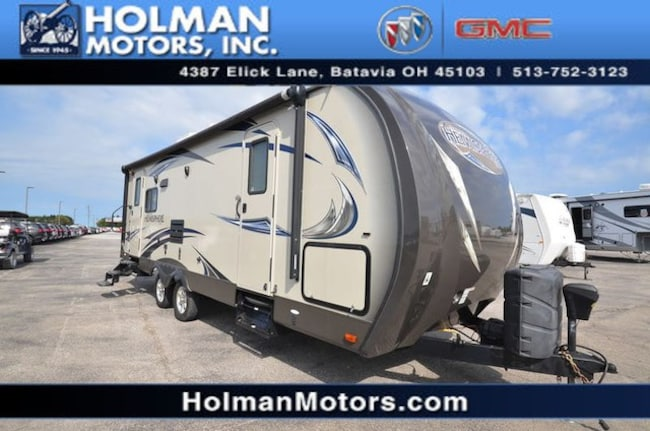 2014 Recreational Vehicle Hemisphere 262 RL