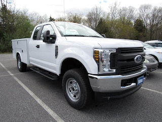 2019 Ford F-350 Chassis F-350 XL XL 4WD SuperCab 168 WB 60 CA