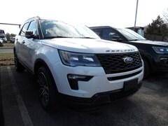 2019 Ford Explorer Sport Sport 4WD