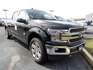 2019 Ford F-150 King Ranch King Ranch 4WD SuperCrew 6.5 Box