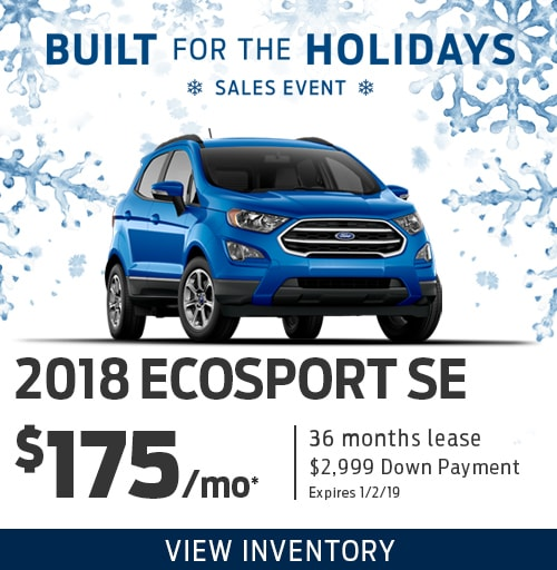Ford Leasing: Ford X Plan Lease Deals