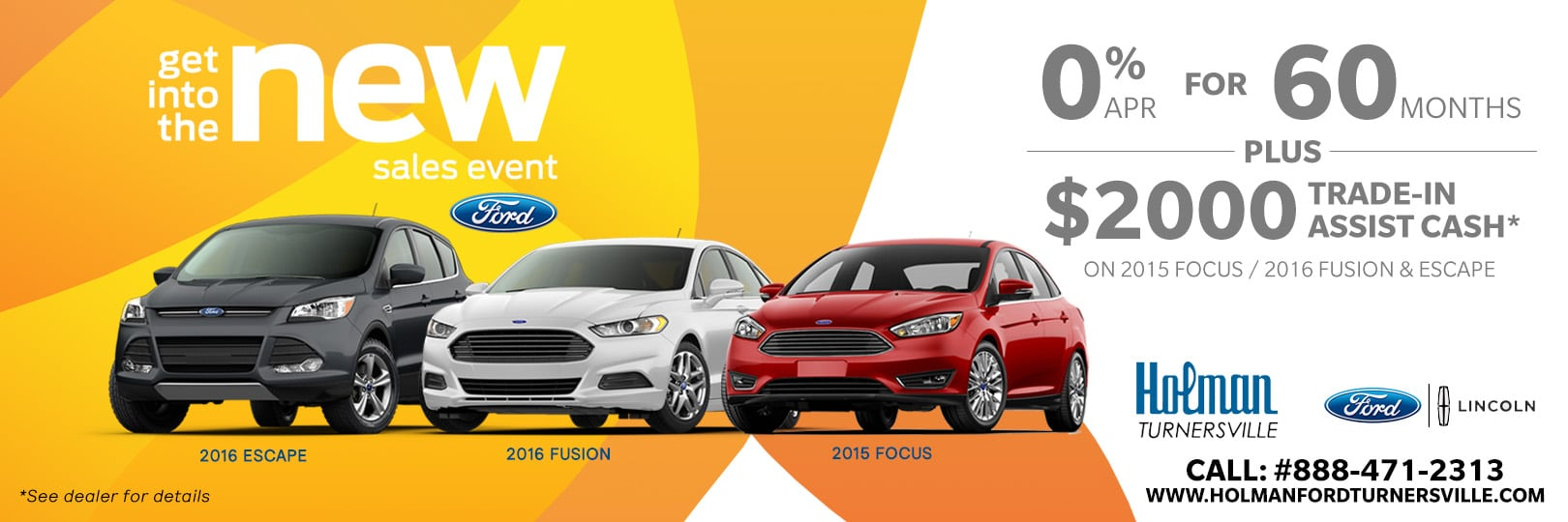 Holman Ford Turnersville >> Get Into The New Holman Ford Turnersville