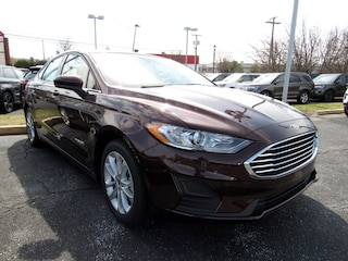 2019 Ford Fusion Hybrid Hybrid SE SE FWD
