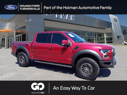 2019 Ford F-150 Raptor Crew Cab Short Bed Truck