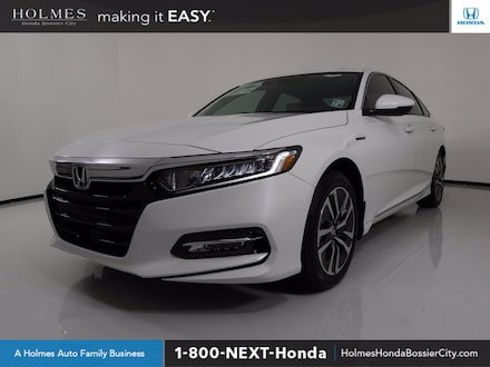 2020 Honda Accord Hybrid EX-L Sedan