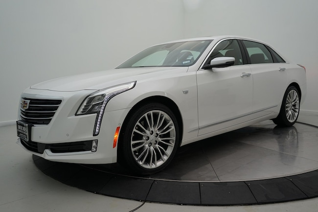 Used 2018 Cadillac Ct6 Sedan For Sale Shreveport La Vin
