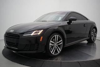 2017 Audi TT Coupe 2.0T 2.0 TFSI