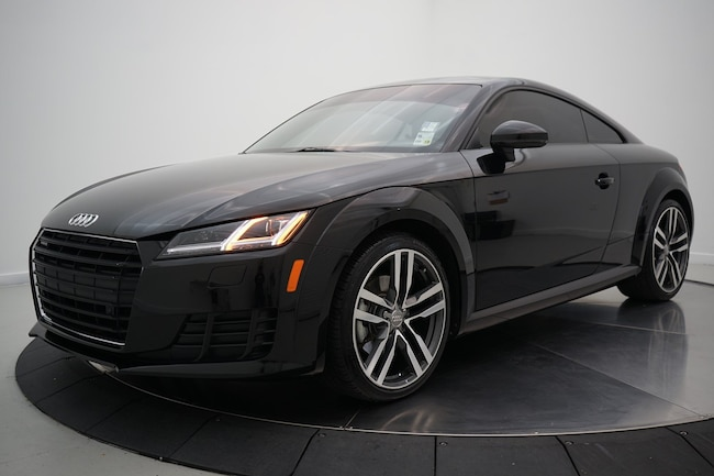 Used 2017 Audi TT Coupe 2.0T 2.0 TFSI For Sale Shreveport, LA