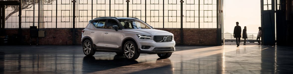 New 2020 Volvo Xc40 For Sale In Shreveport La Holmes