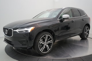 New 2019 Volvo XC60 Hybrid T8 R-Design SUV in Shreveport, LA