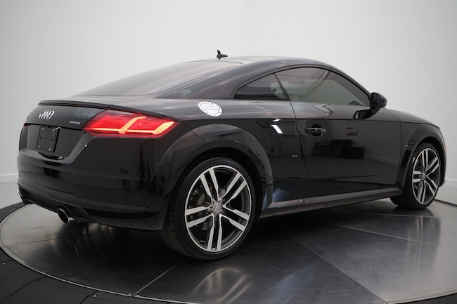 Used 2017 Audi Tt Coupe For Sale Shreveport La Vin Truc5afv0h1012426
