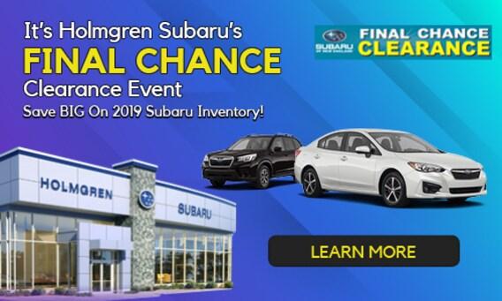 Subaru Dealers In Ct >> Holmgren Subaru Subaru Dealership In North Franklin Serving