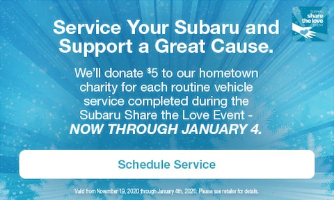 Share the Love Service Offer