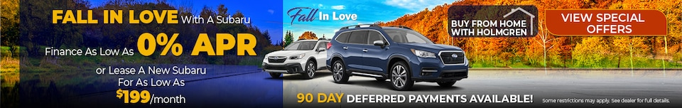 Fall In Love Sales Event