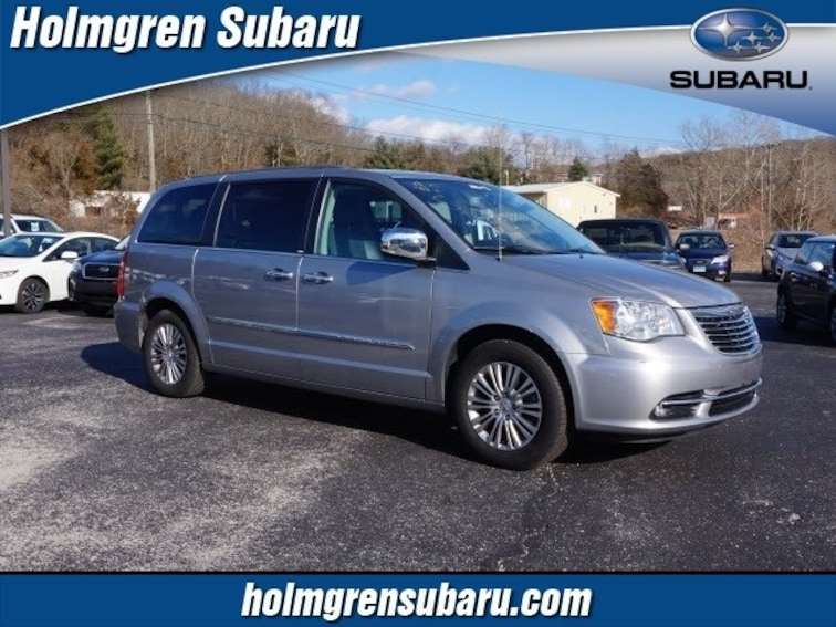 Used 2013 Chrysler Town & Country Touring-L Van in North Franklin, CT