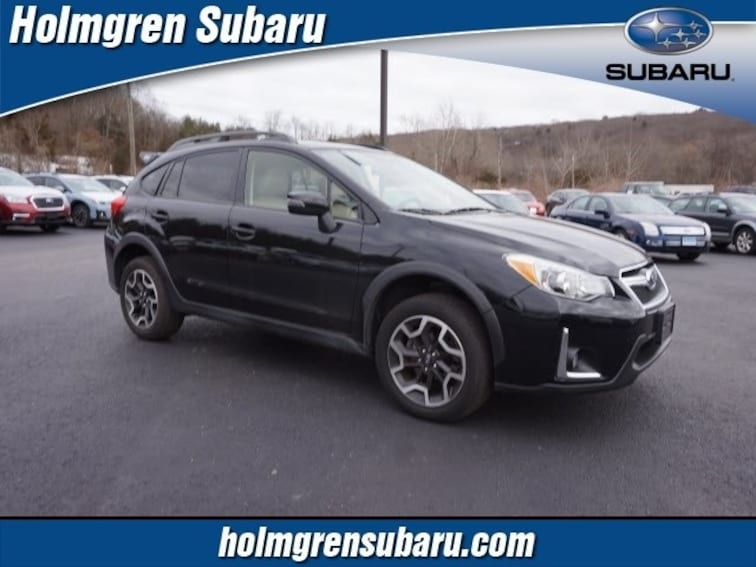 Used 2016 Subaru Crosstrek 2.0i Limited SUV in North Franklin, CT