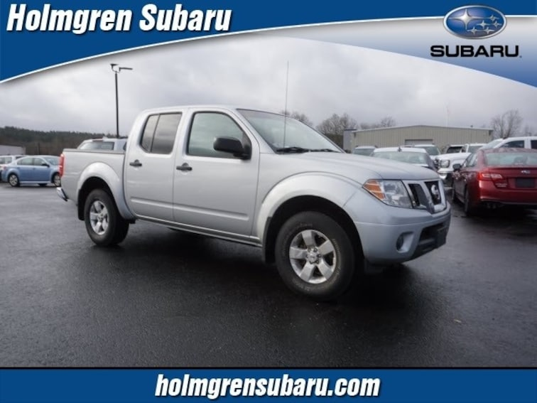 Used 2012 Nissan Frontier SV Truck Crew Cab in North Franklin, CT