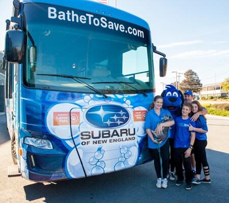 Subaru Of New England >> Bathe To Save New England Tour Subaru Of Keene