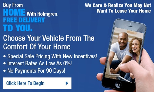 Buy From Home With Holmgren