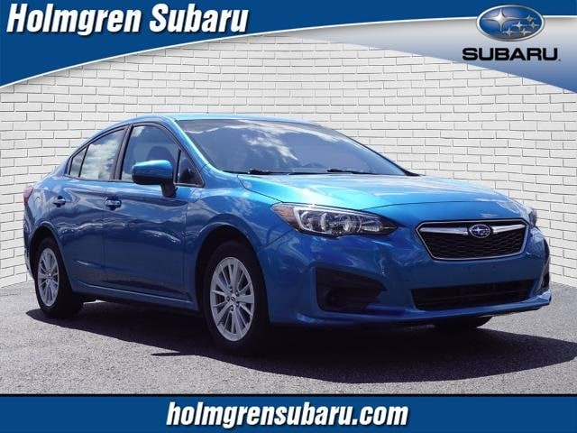 Used Subaru Impreza Franklin Ct