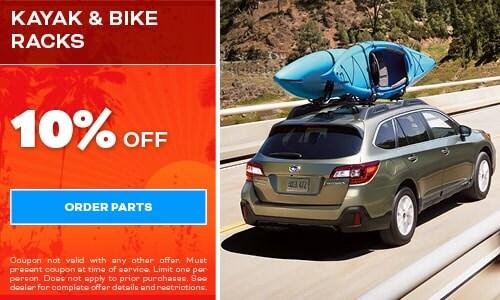 10% OFF Kayak and Bike Racks