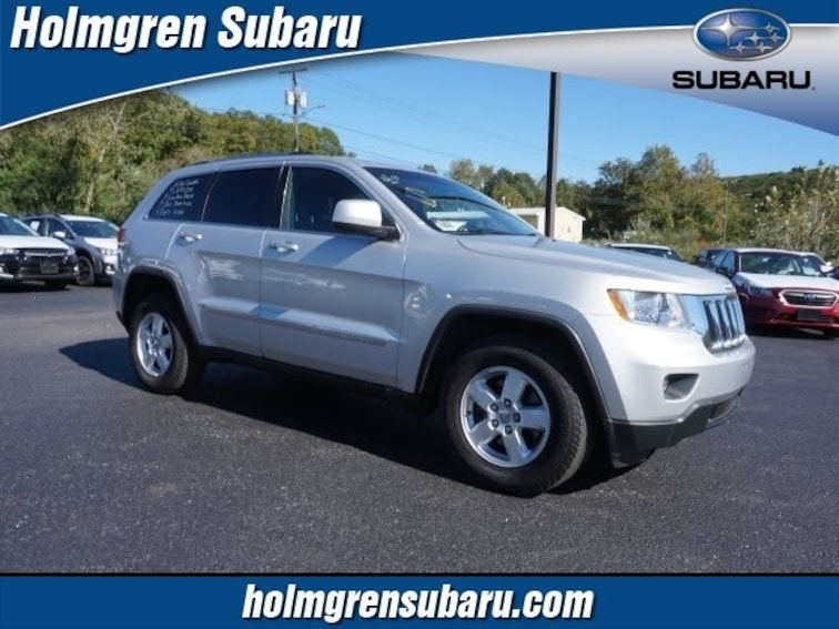 Used 2011 Jeep Grand Cherokee Laredo SUV in North Franklin, CT