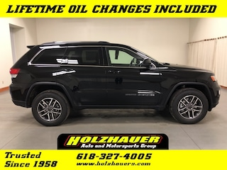 New 2021 Jeep Grand Cherokee LAREDO E 4X4 Sport Utility for sale near O'Fallon