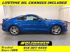 New 2020 Ford Mustang GT Premium Coupe for sale in Nashville, IL