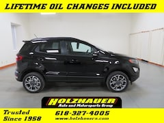 New 2020 Ford EcoSport SES SUV for sale in Nashville, IL