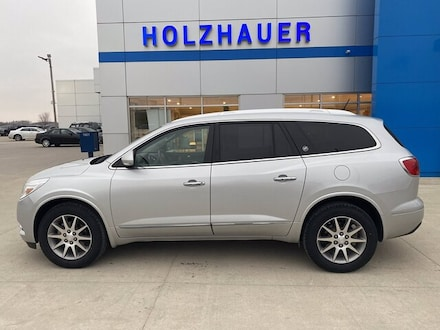 Featured pre-owned vehicles 2016 Buick Enclave Convenience SUV for sale near you in Cherokee, IA