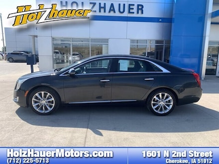 Featured pre-owned vehicles 2013 CADILLAC XTS Luxury Sedan for sale near you in Cherokee, IA