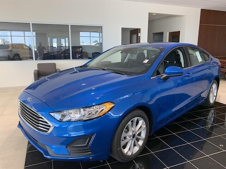 Featured new vehicles 2020 Ford Fusion Hybrid SE Sedan for sale near you in Cherokee, IA