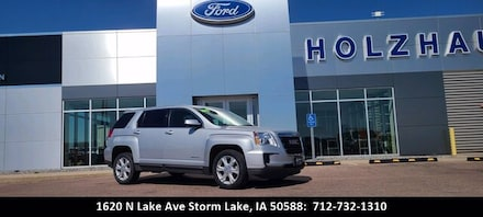 Featured pre-owned vehicles 2017 GMC Terrain SLE SUV for sale near you in Cherokee, IA