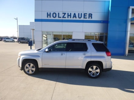 Featured pre-owned vehicles 2015 GMC Terrain SLT-2 SUV for sale near you in Cherokee, IA