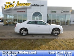Certified pre-owned vehicles 2018 Chrysler 300 Limited Sedan for sale near you in Cherokee, IA