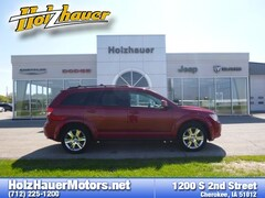 Bargain used vehicles 2010 Dodge Journey SXT SUV for sale near you in Cherokee, IA