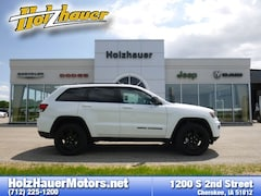 New vehicles 2019 Jeep Grand Cherokee UPLAND 4X4 Sport Utility for sale near you in Cherokee, IA