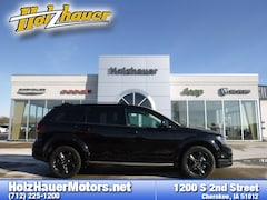 Used vehicles 2018 Dodge Journey Crossroad SUV for sale near you in Cherokee, IA