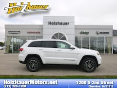 New vehicles 2018 Jeep Grand Cherokee LIMITED 4X4 Sport Utility for sale near you in Cherokee, IA