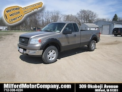 Bargain used vehicles 2004 Ford F-150 Truck Regular Cab for sale near you in Cherokee, IA