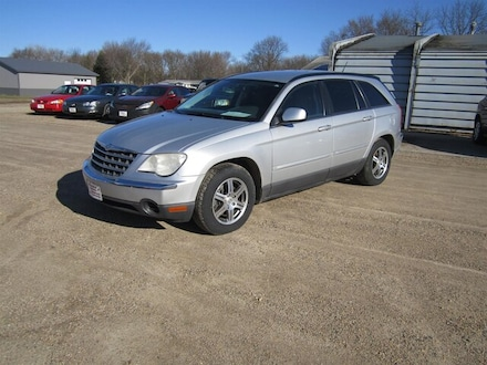Featured pre-owned vehicles 2007 Chrysler Pacifica Touring SUV for sale near you in Cherokee, IA