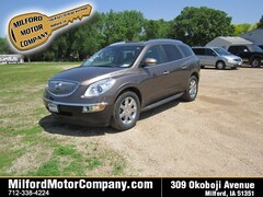 Bargain used vehicles 2010 Buick Enclave 1XL SUV for sale near you in Cherokee, IA