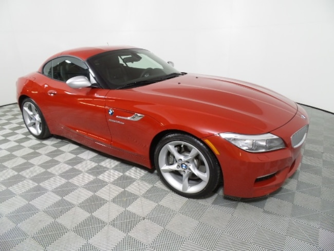 2016 BMW Z4 Sdrive35is Convertible